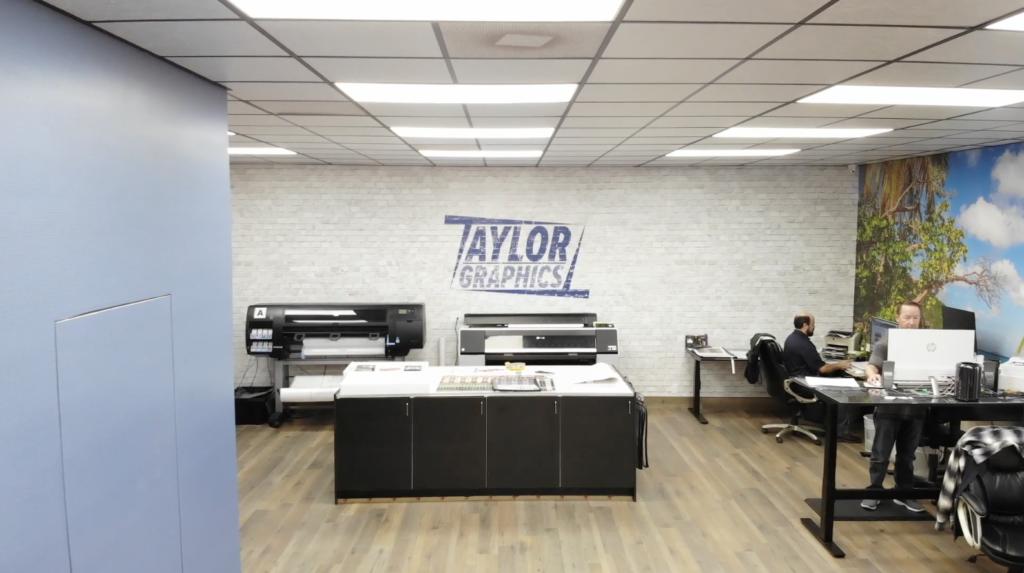 taylor logo office
