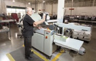 The Standard Horizon AFC-566FG Folder was one of the first finishing investments at Heeter